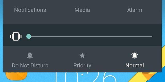 Интерфейс планшета Андроид