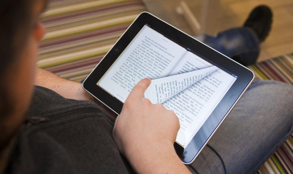 Чтение электронных книг что можно делать на планшете