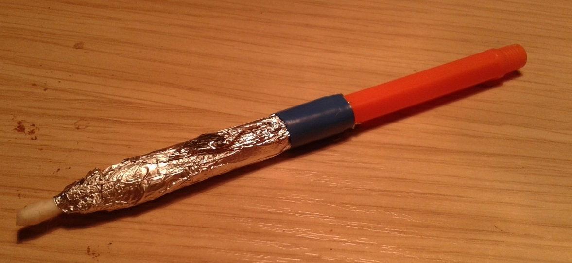 Тонкая планшетная ручка