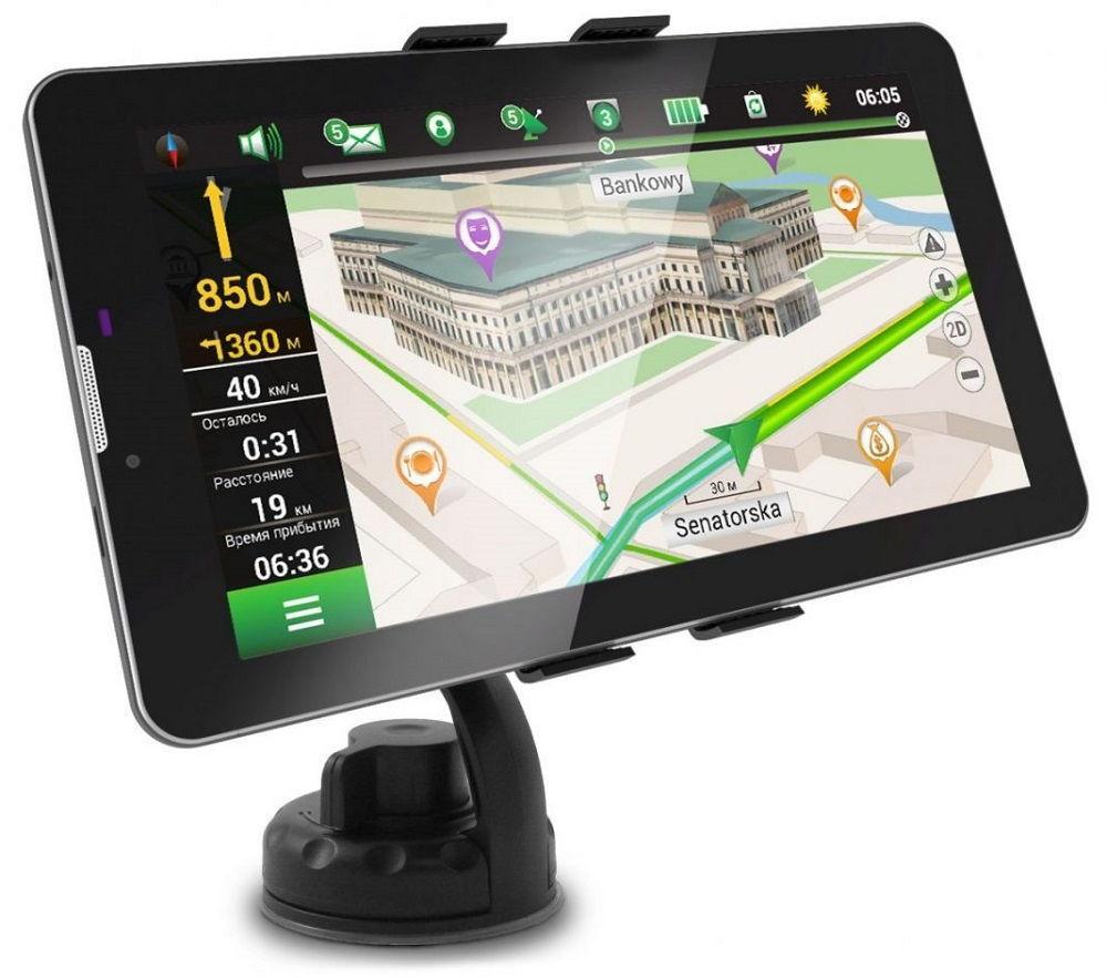 Хорошая GPS навигация что можно делать на планшете