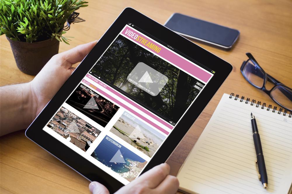 Просмотр видео файлов что можно делать на планшете