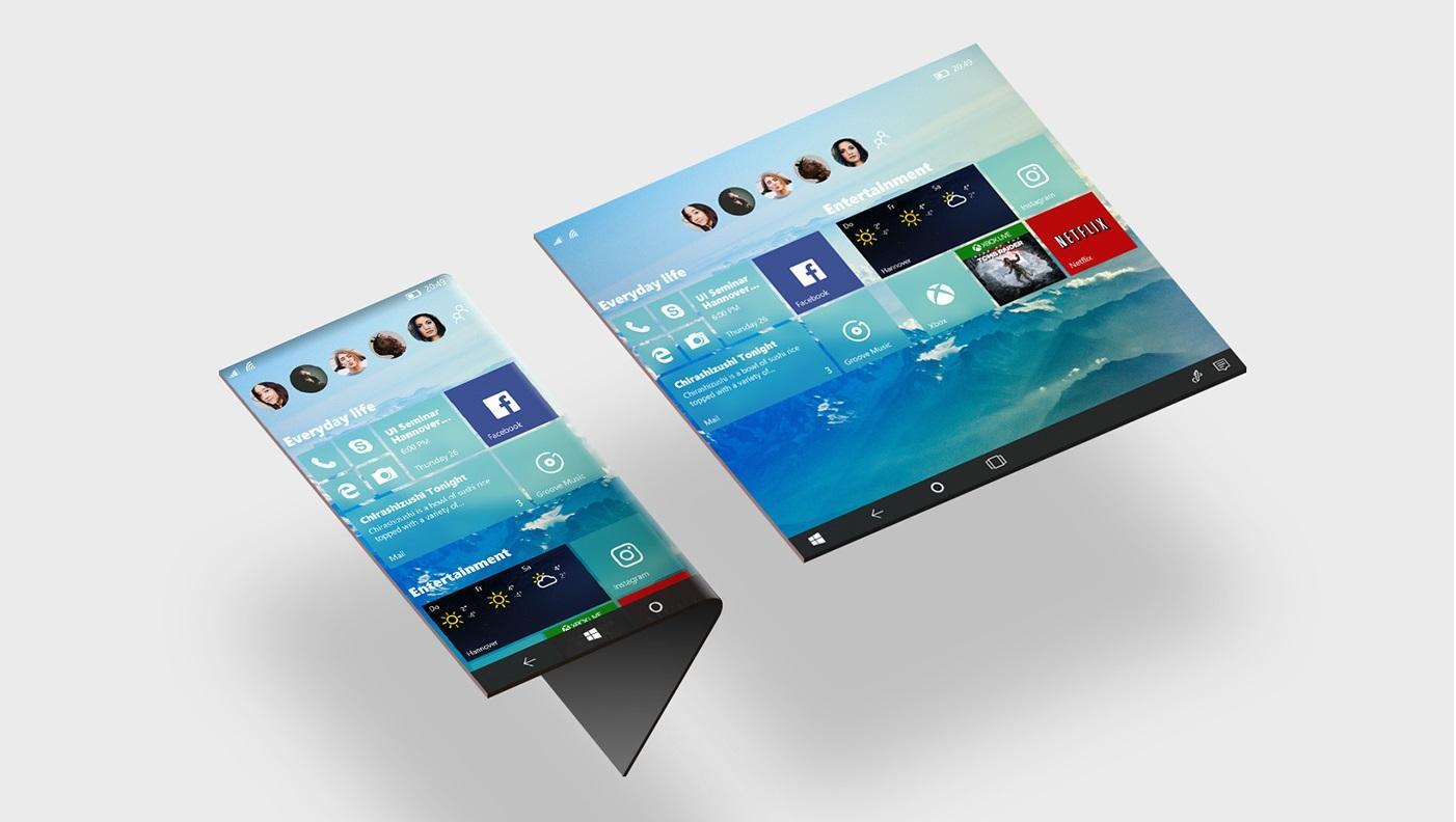 Microsoft Project Andromeda