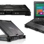 Getac V110: новый защищённый «планшетобук»