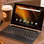 Lenovo представила гибридный планшет с сенсорной клавиатурой