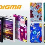Digma представила планшет для детей