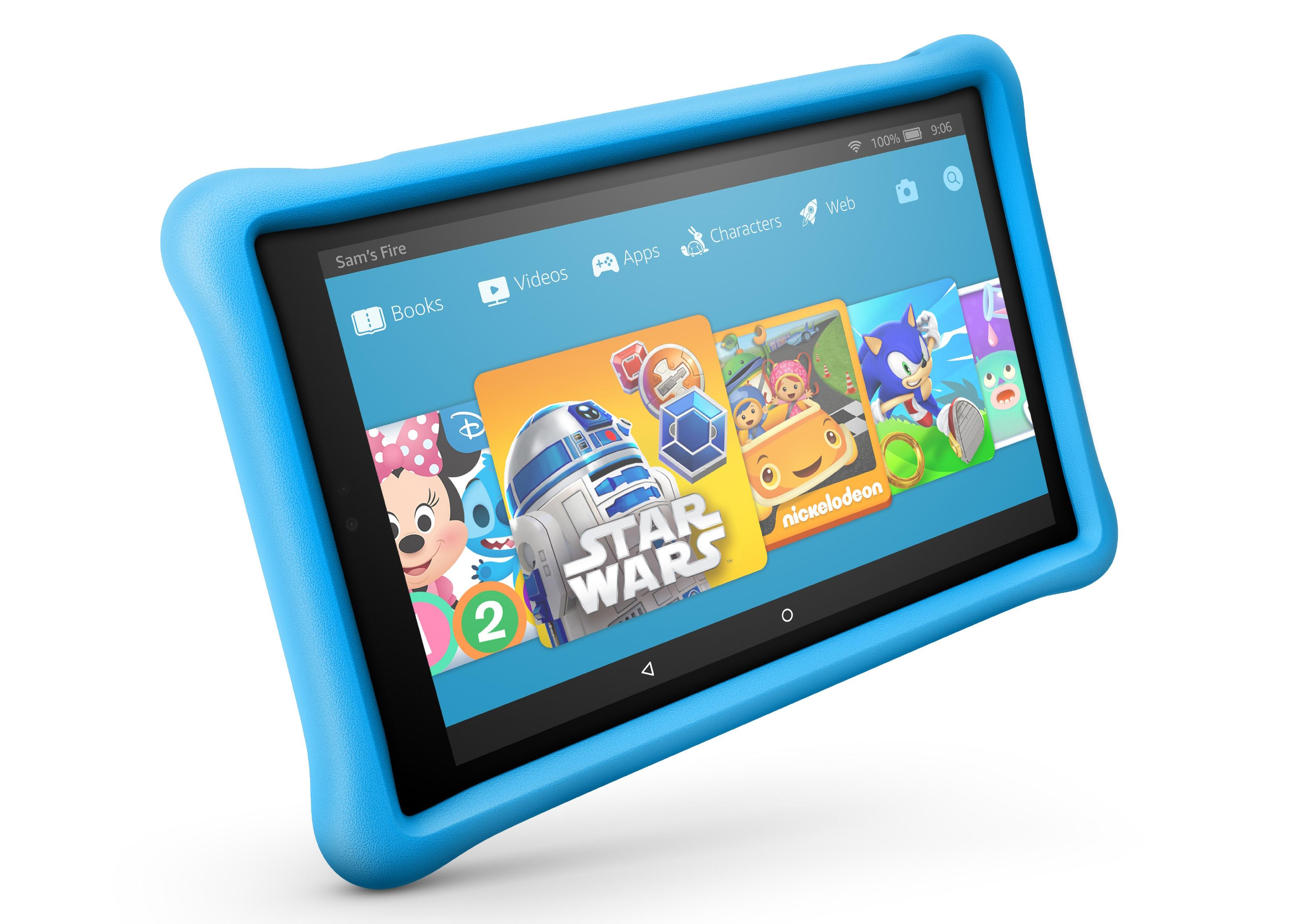 Amazon Fire HD 10 Kids Edition