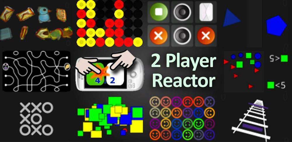 2 игрока Reactor