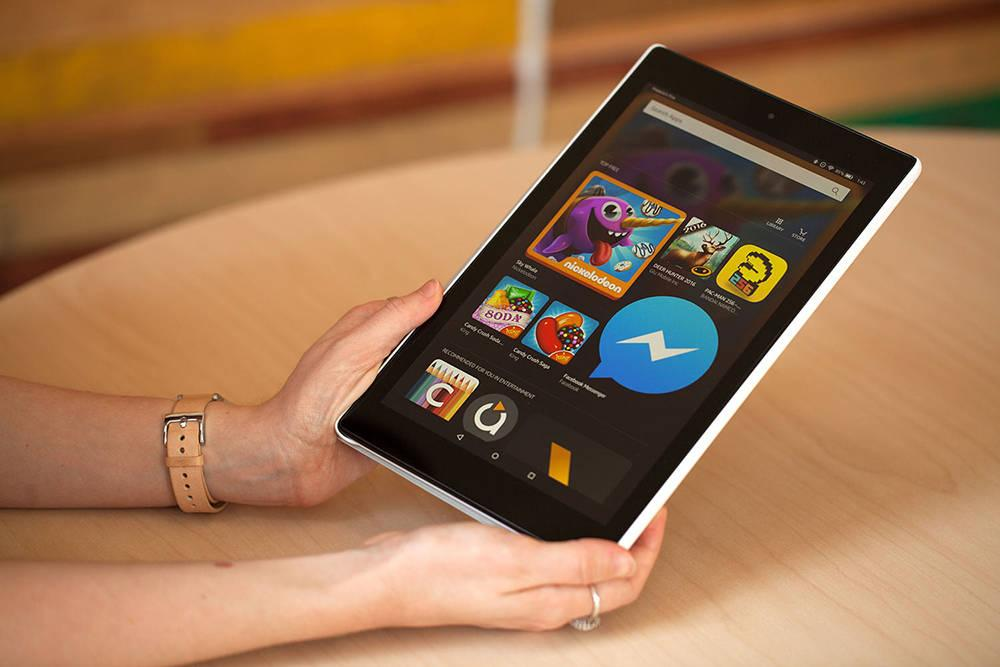 AmazonFire HD 10