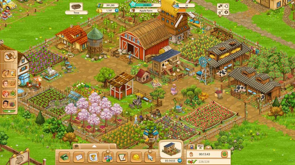 Bigfarm от Good game