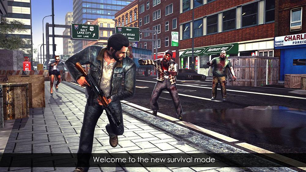 Death Invasion: Survival