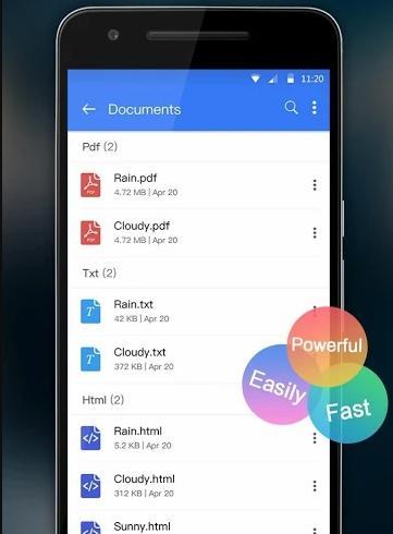 «Диспетчер файлов - очиститель и ZIP-инструменты» от DotDotDog