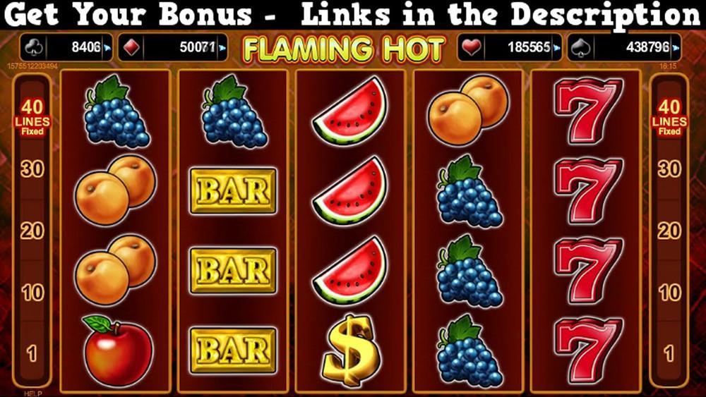 Hot Slots 2018: Vegas Slot Machines от Link Game