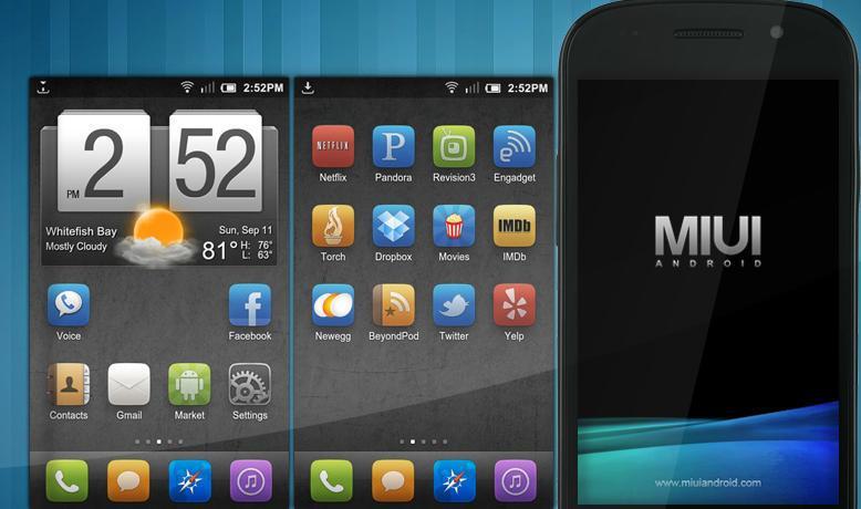MIUI на Android
