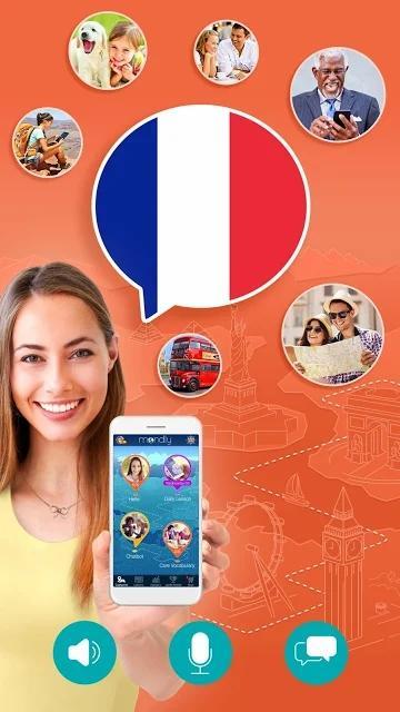 Mondly: Learn 33 Languages от ATi Studios