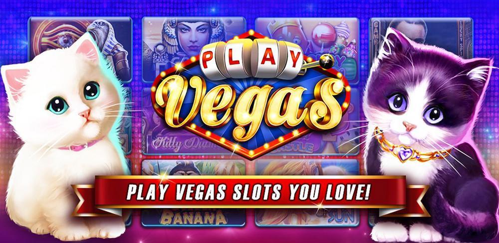 Play Vegas - New Slots 2018 от BIG WIN Jackpot Casino