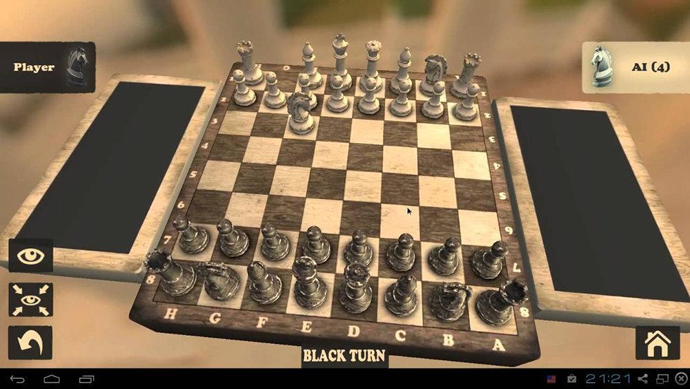 Реальные Шахматы от Alienforce