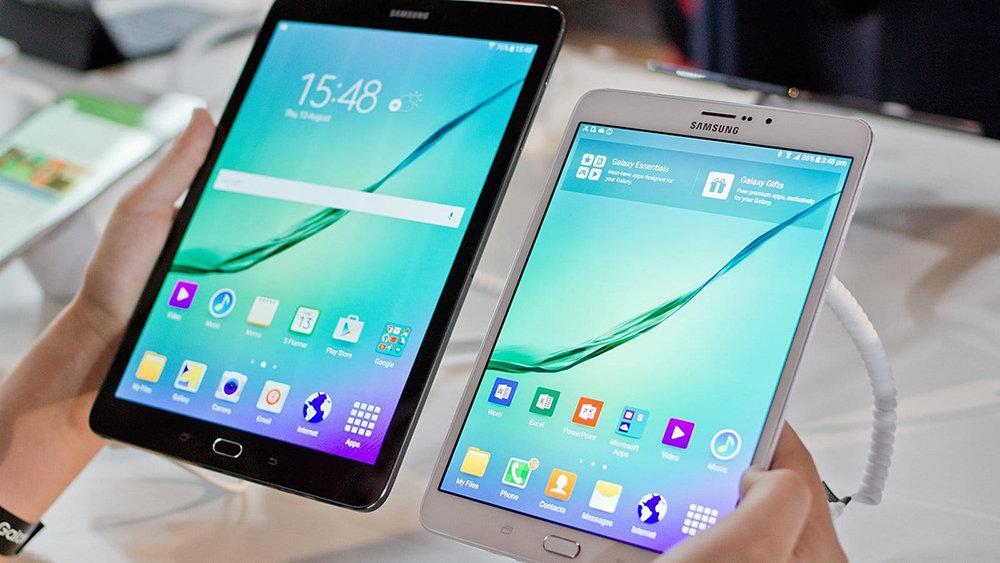 Samsung Galaxy Tab с Android 7.1.1 Nougat