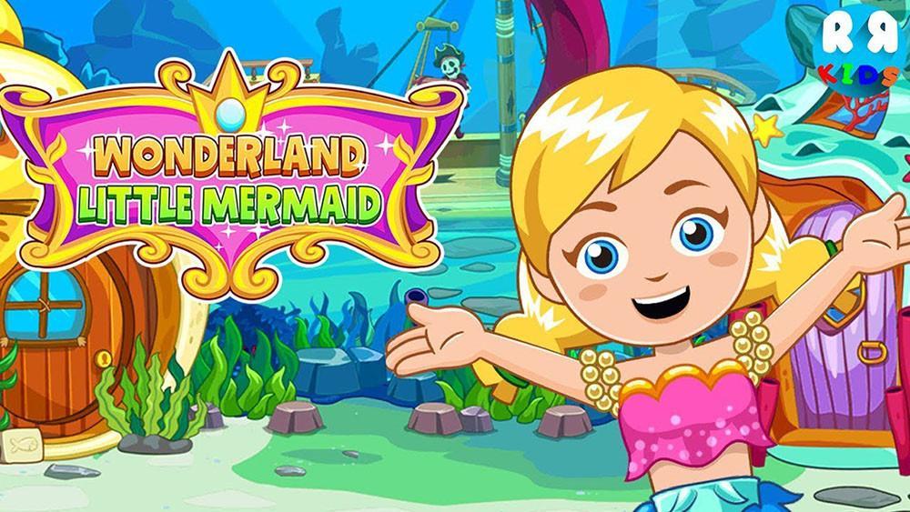 Wonderland: Little Mermaid