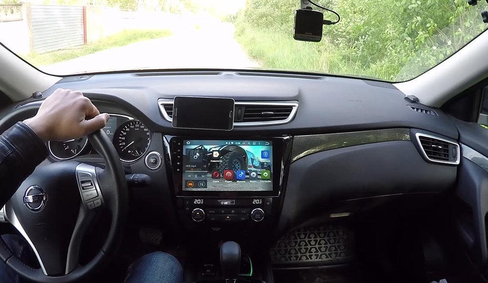 Как установить планшет в автомобиль