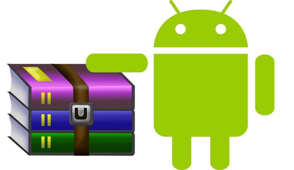 Лучшие приложения-архиваторы для Android