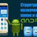 Иерархия папок в Android – что в них есть и где мои файлы