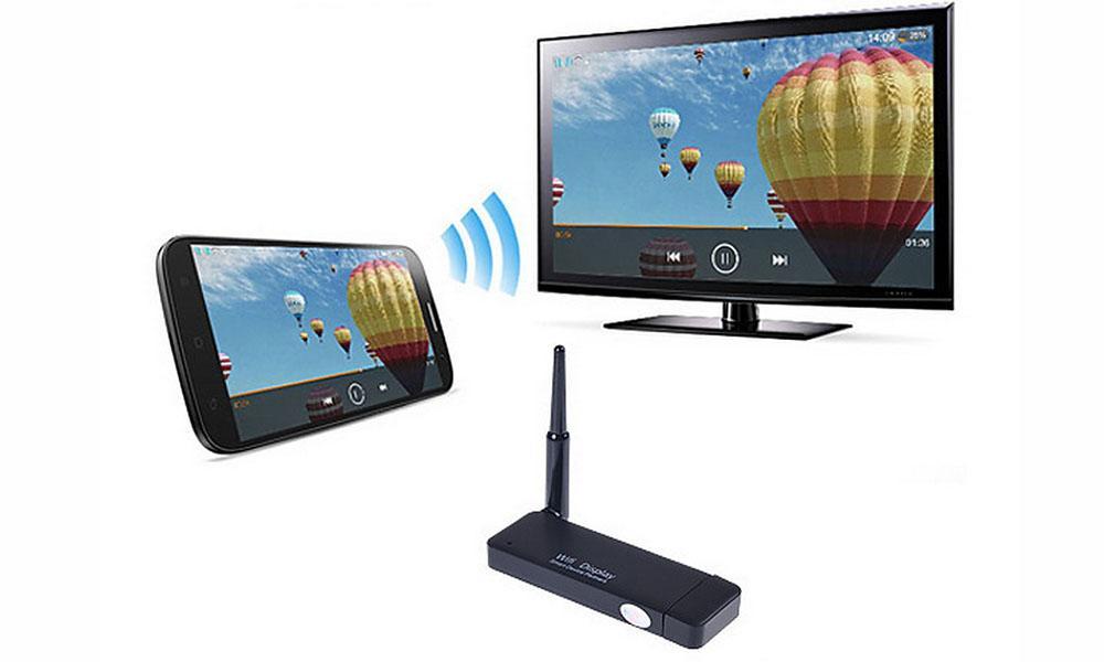 Связать планшет и телевизор по Wi-Fi