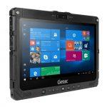 Getac K120: защищённый планшет для служб безопасности