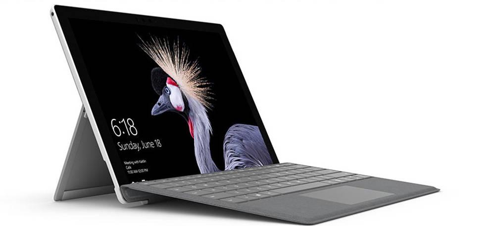 Microsoft Surface Pro 5 i5