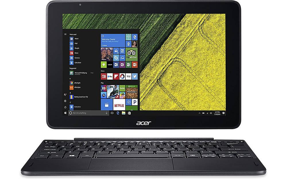 Дисплей Acer One 10