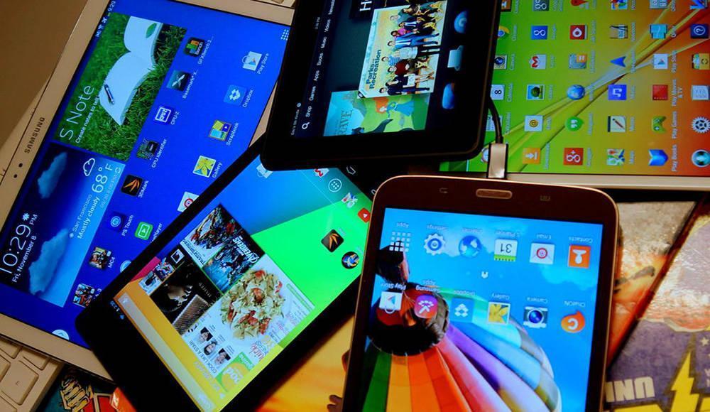 Лучшие планшеты до 20000 рублей