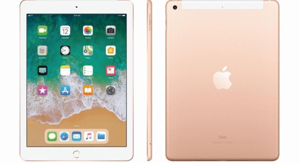 Apple iPad (2018) 128 GB Wi-Fi
