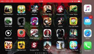 Лучшие онлайн-игры для iOS 2018 года