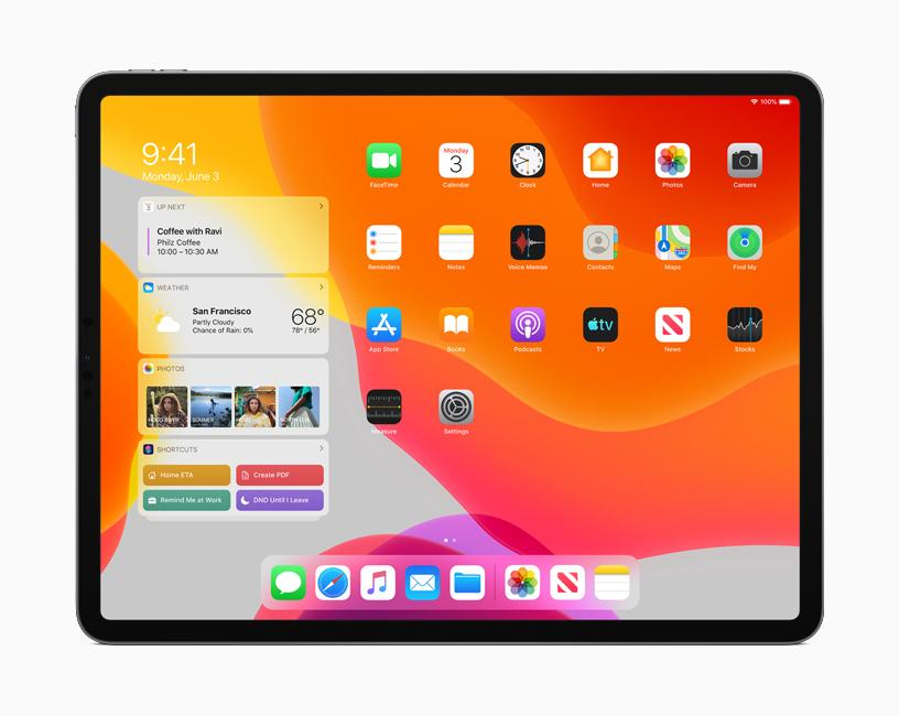 Apple iPadOS 2019