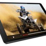 Lenovo анонсировала новый недорогой планшет