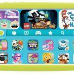 Samsung выпустила планшетный компьютер для детей